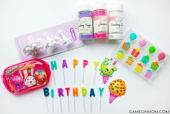 Cakes.com Shopkins Cake Decorations