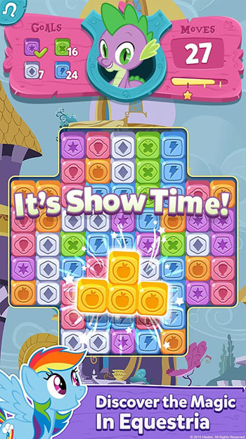 My Little Pony: Puzzle Party Game