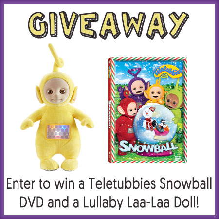Teletubbies Giveaway