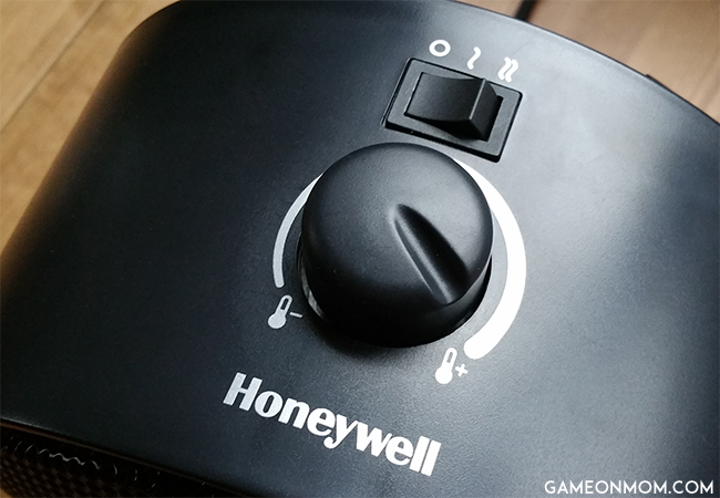 Honeywell UberHeat Controls