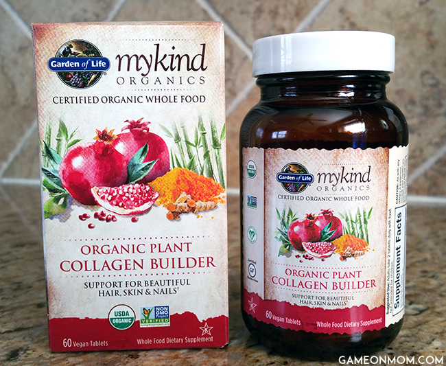 mykind Organics Collagen Builder
