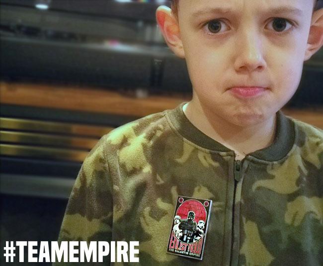 Enlist Now! #TeamEmpire