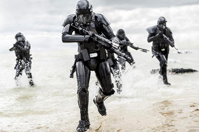 Rogue One: Team Empire