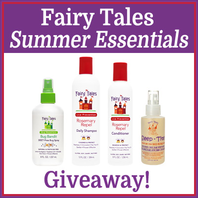 Fairy Tales Summer Essentials Giveaway