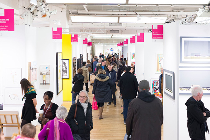 Affordable Art Fair NYC