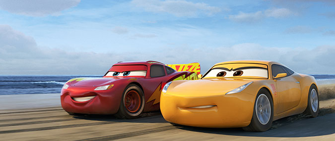 Cars 3 - Lightning & Cruz