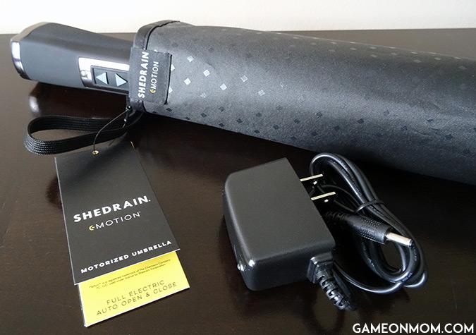 ShedRain E-Motion Motorized Umbrella