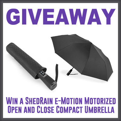 ShedRain Umbrella Giveaway