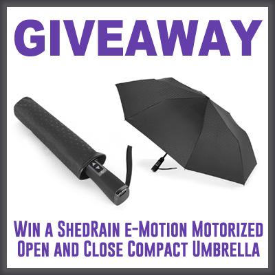 ShedRain Umbrella Giveaway