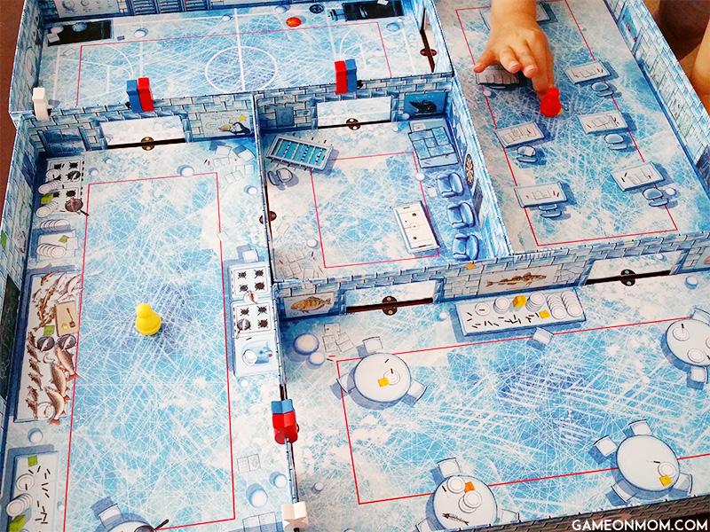 Ice Cool Game - Flicking