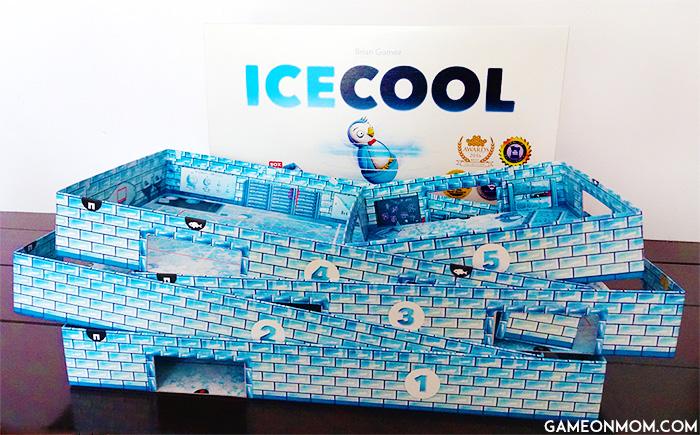 Ice Cool Game Box