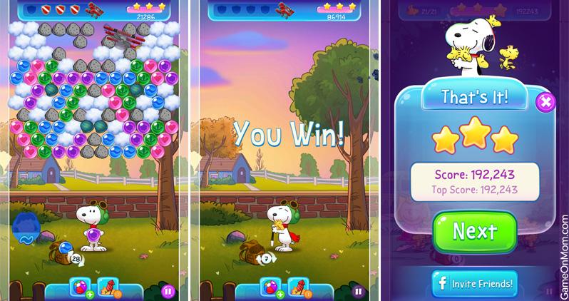 Snoopy Pop Screenshots