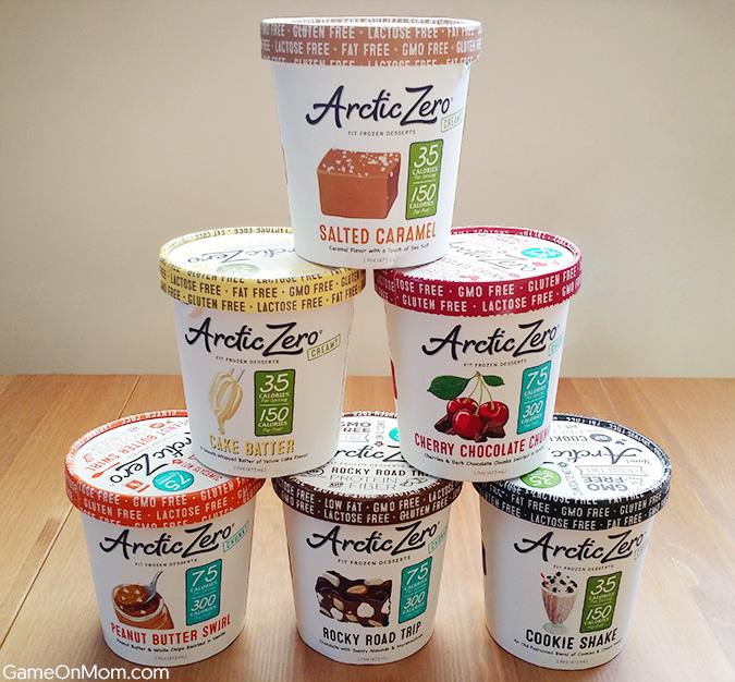 Arctic Zero Frozen Desserts