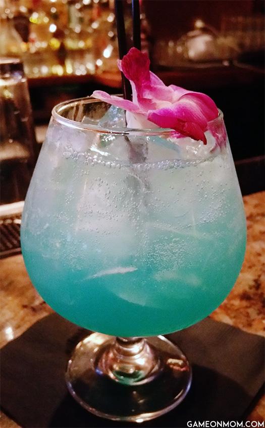 Bonefish Grill Sparkling Blue Hawaiian