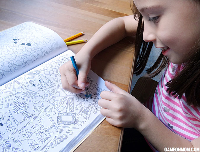 Peanuts Coloring Book