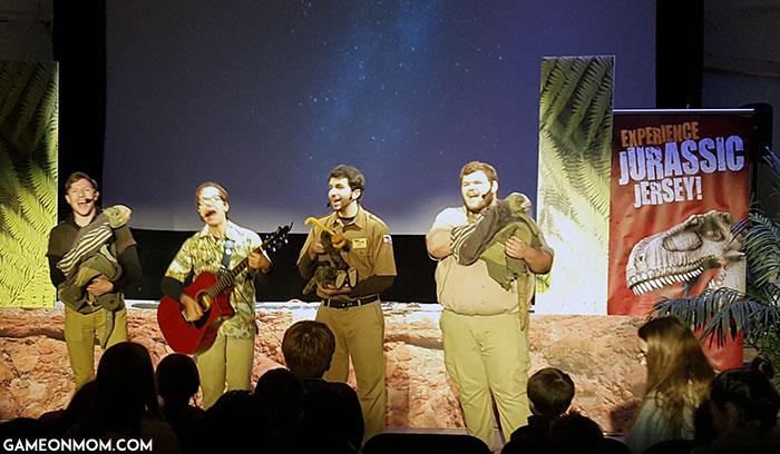 Field Station: Dinosaur - Cretaceous Costume Party