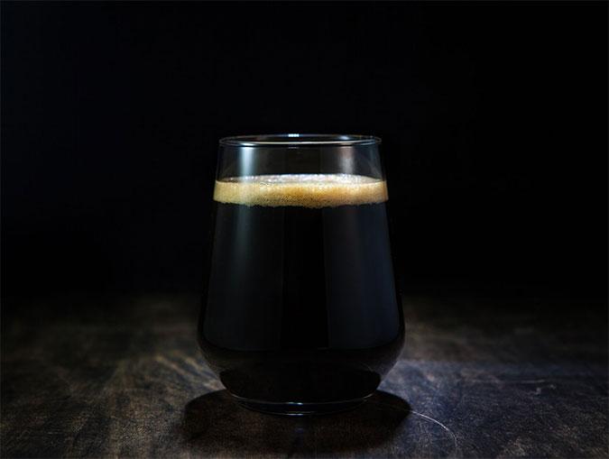Halloween Cocktails - Dark Night