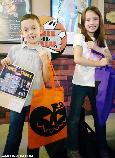 iPlay America - Trick or Treat Trail