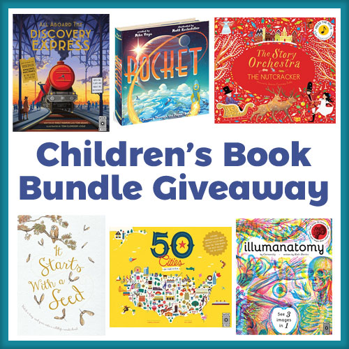 Children's Books Giveaway