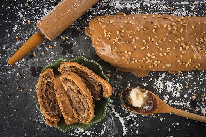 Gourmet Nut Roll