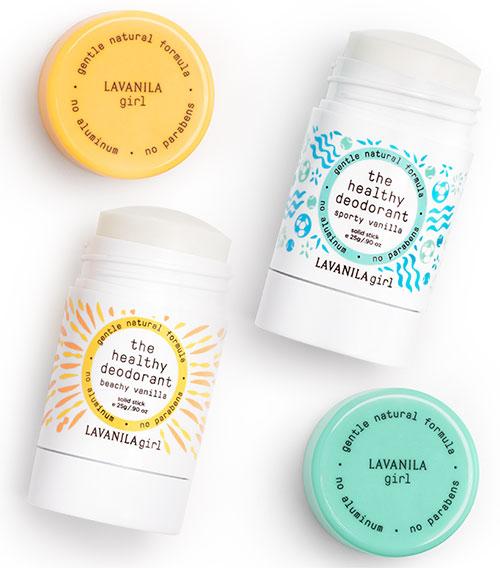 Lavanila Girl Healthy Deodorant