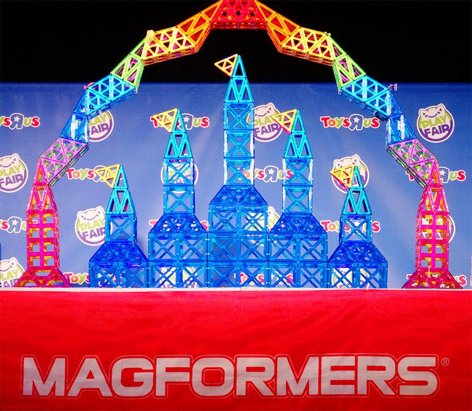 Magformers Castle - Play Fair NY