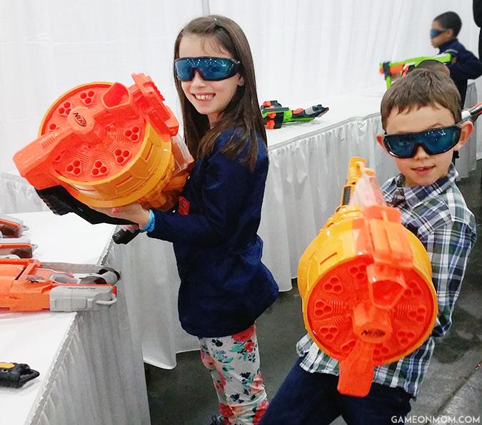 Nerf Guns - Play Fair