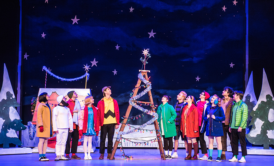 A Charlie Brown Christmas Live on Stage - Tree