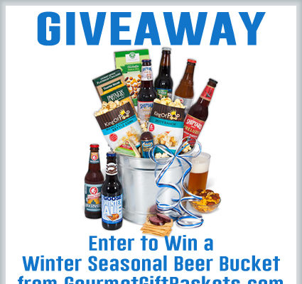 Gourmet Gift Baskets Winter Seasonal Beer Bucket Giveaway