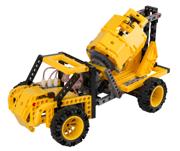 Remote Control Machines Concrete Mixer
