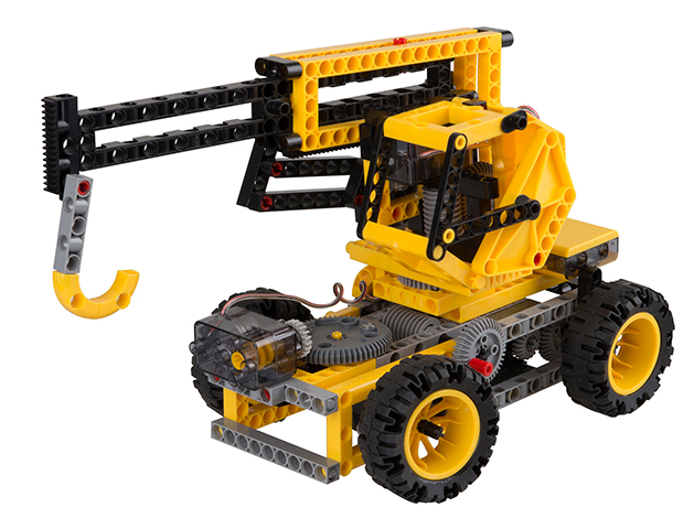 Remote Control Machines Crane