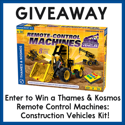 Remote Control Machines Construction Vehicles Giveaway