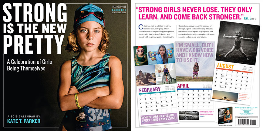 Strong is the New Pretty Calendar