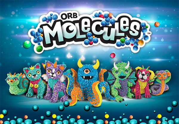 ORB Molecules Kit Giveaway