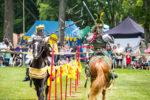 NJ Renaissance Faire - Jousting