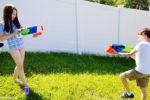 Buzz Bee Toys Water Warriors Water Guns