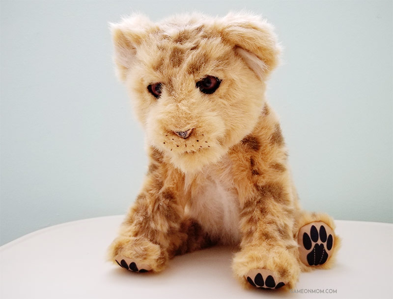 Wowwee Alive Lion Amp Tiger Cubs Giveaway Game On Mom