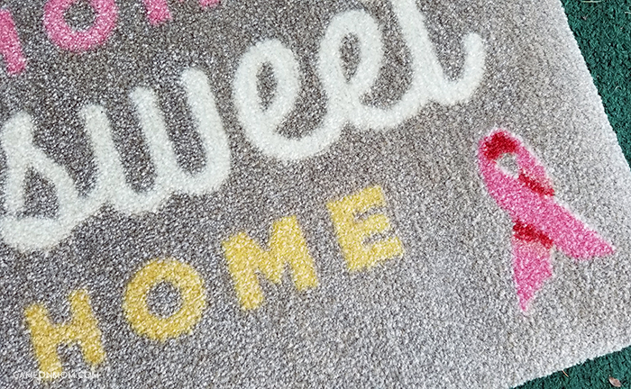 Carpet One Welcome-A-Cure Mat