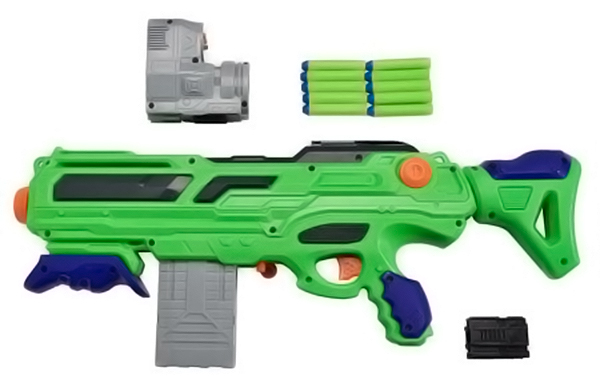 Buzz Bee Toys Thermal Tracker Blaster