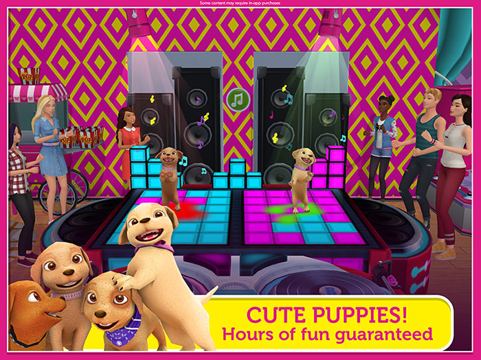 Anything Is Possible In The Barbie Dreamhouse Adventures App Doll