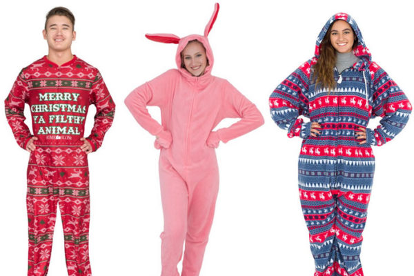 Christmas Pajama Onesies.Ugly Christmas Pajamas Giveaway Game On Mom